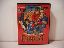 Ninja Combat SNK Neo Geo AES US
