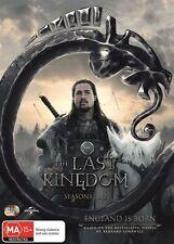 The Last Kingdom : Season 1-2 (DVD, 2017, 6-Disc Set)