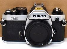 *** NEAR MINT  *** Nikon FM2N 35mm Chrome Camera Body ONLY