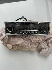 Mercedes Benz Classic Radio Europa II ST-341 For SL Series