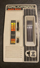 New ListingVintage 1976 Handheld Mattel Electronics Auto Race Game Tested & Working !