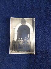 Foto vintage militari uffici di leva provincia di brescia
