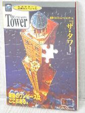 THE TOWER Guide Sega Saturn Book KB44*