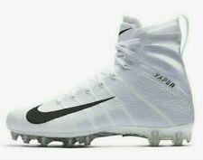 Nike Vapor Untouchable 3 Elite Football Cleats White Black Size 13 AO3006-100