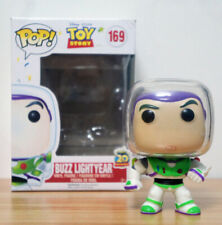 Disney Pixar Toy Story Buzz Lightyear #169 PVC POP Action Figure With Box
