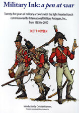 Book of Military Illustrations from IMA- Military Ink: a pen at war