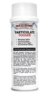 Mold Bomb Fogger | Mold Spores, Bacteria, Virus, Mildew All in One Treatment A+
