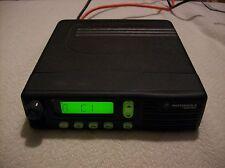 Motorola Mcs 2000 M01hx812w M01ugl6pw4an 800 Mhz