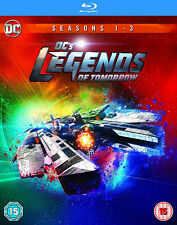 LEGENDS OF TOMORROW COMPLETE SERIES 1-3 Blu ray Victor Garber UK New Sealed R2