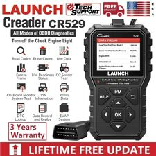 LAUNCH CR529 OBD2 Scanner OBD Code Reader Car Check Engine Fault Diagnostic Tool