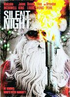 Silent Night (2012 Malcolm McDowell) DVD NEW