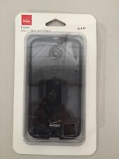 Verizon Clear Shell Case With TPU For Motorola Moto X (2nd Gen)  Clear/Black