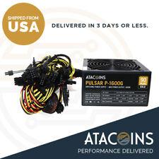 ATACoins 110v-240v Power Supply, Similar to EVGA without EVGA SuperNova Price!!!