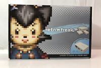 Cyber Gadget Retro Freak Controller Cartridge Adapter Set CY-RF-B New from JP