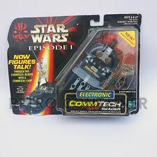 STAR WARS Hasbro Action Figure - EPISODE I - Commtech Reader MISB