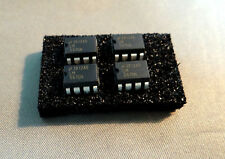 LM567 CN Tone Decoder  - 8 Pin DIP - Industry Standard - Quantity of 4 IC's