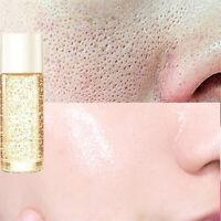 Anti-Aging Women 10ml 24k Gold Silk Collagen Skin Care Face Essence Serum Cream