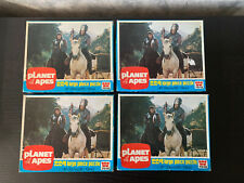 More details for planet of the apes (1974) 7512 whitman large jigsaw x4