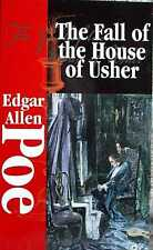 THE FALL OF THE HOUSE OF USHER, Edgar Allen Poe, US pb 2001