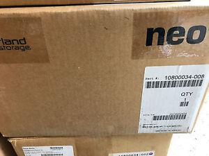 overland data 10800034-008 arcvault24 lto4 hh sas tape for neo