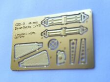 KMC 48-4001  SBD-3 Dauntless PhotoEtch Brass - 1/48th  Beautiful detail parts