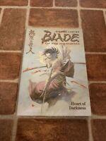 Blade Of The Immortal Heart Of Darkness English Manga Hiroaki Samura Dark Horse