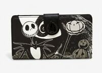 Loungefly Disney The Nightmare Before Christmas Jack Wallet Cardholder NEW