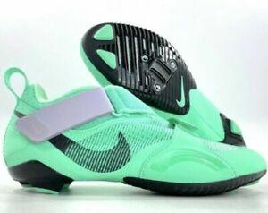 Nike Women's SuperRep Cycle Indoor Cycling Shoes Green Glow CJ0775-305