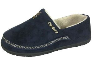 COOLERS FULL FOOT SLIPPERS OUTDOOR SOLE SIZES 7 to 12 FREE POST  NEW MENS