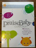 The Praise Baby Collection 4 DVD Gift Set Interactive Kids Worship Music Videos