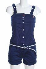 G-STAR Jumpsuit blau Casual-Look Damen Gr. DE 36 Hose Trousers