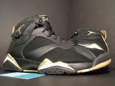 Nike Air Jordan VII 7 Retro GMP GOLDEN MOMENT GOLD MEDAL PACK BLACK WHITE 10
