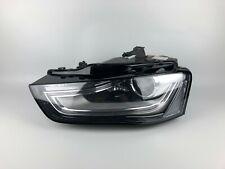 Audi A4 S4 8K B8 Bi-Xenon Fari Sinistro LED Fanale Autista Luce 8K0941031C