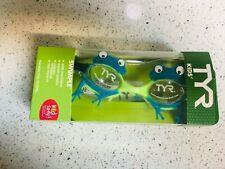 TYR Kids Swim Goggles Swimple Frog