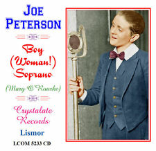 'Master' (Miss) Joe Petersen - The Boy Soprano Who Was a Woman!