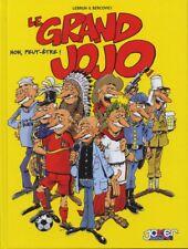 BD prix réduit Grand Jojo (Le) Non, peut-être !