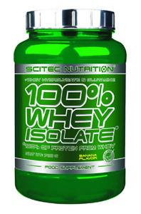 100% Whey Isolate 700g Scitec Nutrition arome Chocolate Hazelnut