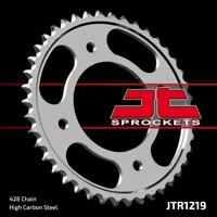 JT- Rear Drive Motorcycle Sprocket JTR1219 42t fits Honda CBF125 M9,MA,MB 09-11