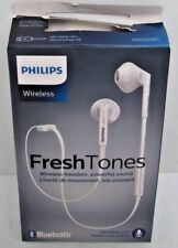 New Philips FreshTones MyJam In-Ear Earphones Wireless Bluetooth