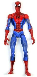 SPIDER-MAN CLASSICS SUPER POSEABLE MCFARLANE TOY BIZ FIGURE