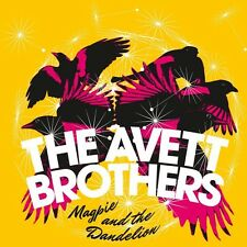 The Avett Brothers, - Magpie & the Dandelion [New CD]