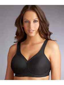 Glamorise Magic Lift Mid Impact Wire-Free Sports Bra - Women's