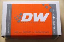 DeatschWerks DW200 255 LPH Fuel Pump & Install Kit 02-07 Subaru WRX STI Impreza