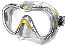 Seac Italica Scuba Diving Snorkeling Mask Mono lens