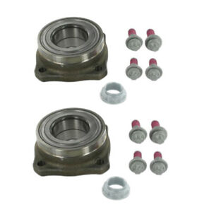 Optimal Rear Left and Right Wheel Bearing Kit 502502 fits BMW 7 Series F01, F02,