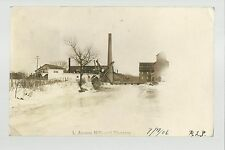 Amana Colony Colonies RP 1906 WOOLEN MILL ELEVATOR nr Cedar Rapids Homestead