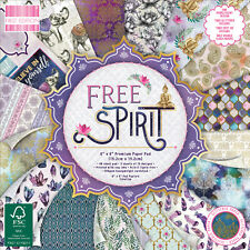 Free Spirit - 6x6 Premium Paper Pad - 48 Sheets - First Edition