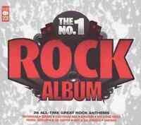 The No.1 ROCK ALBUM - 2 CDs NEU - Stone Roses - Blue Öyster Cult - Ram Jam TOTO