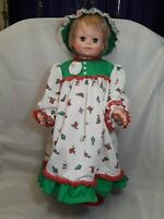 """Vintage Eugene Baby Doll  30"""" Tall  1978"""
