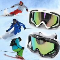 Skiing Snowboard Goggles Tinted Lens Anti-UV Ski GOGGLES Protective Sunglasses